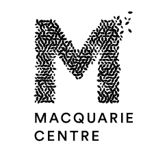 Macqaurie Centre Logo